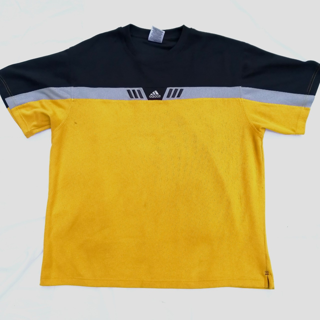 Product Image 1 - Adidas contrast color jersey shirt Men's
