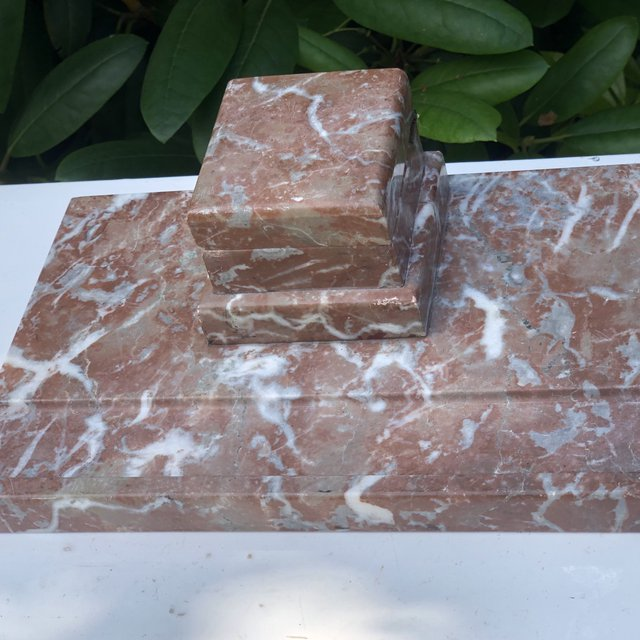 #Antique #Marble #ArtDeco Rojo Alicante- 0