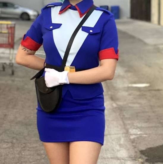 Product Image 1 - Officer Jenny cosplay!   This cosplay