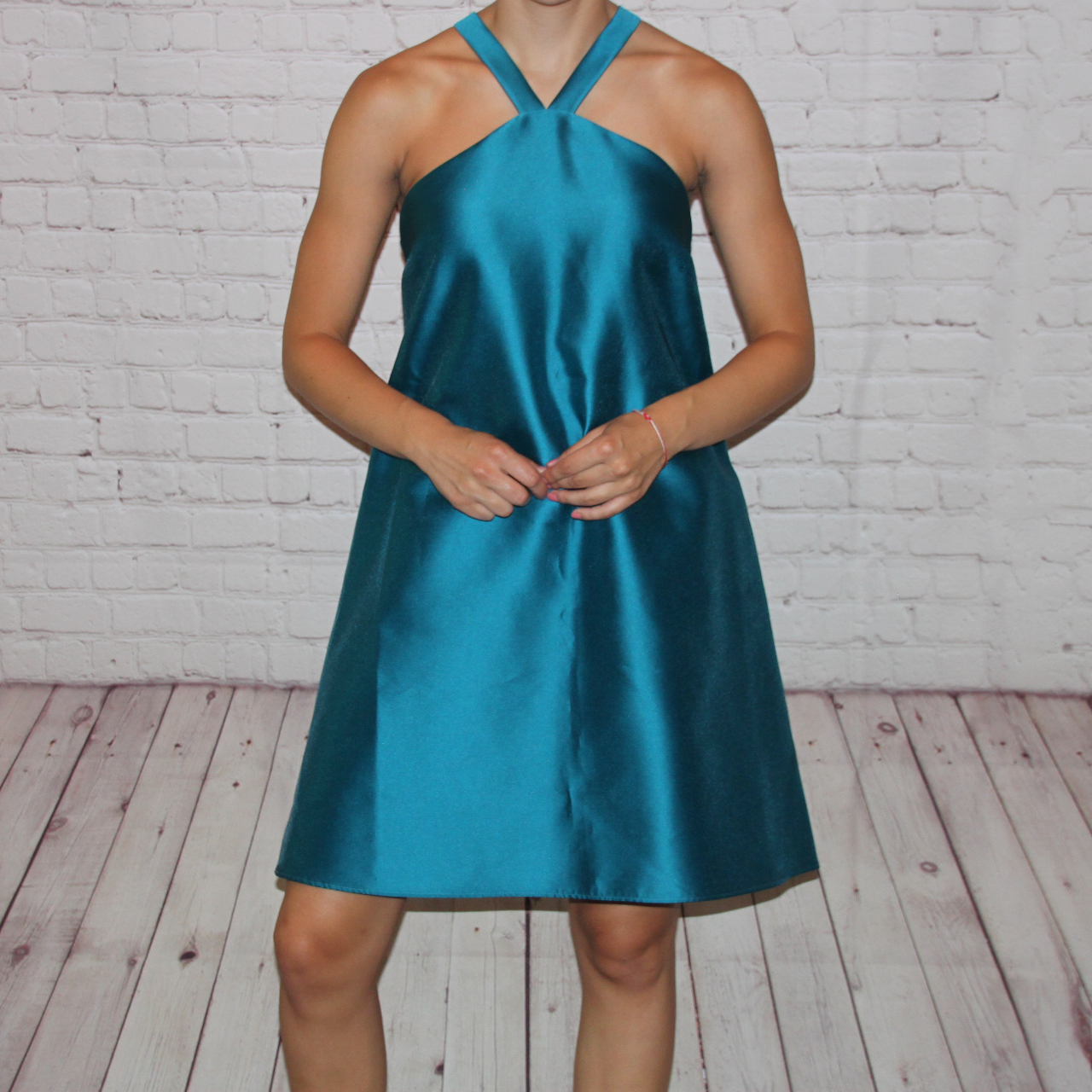 Product Image 1 - teal cocktail dress 🦋 BNWT gorgeous