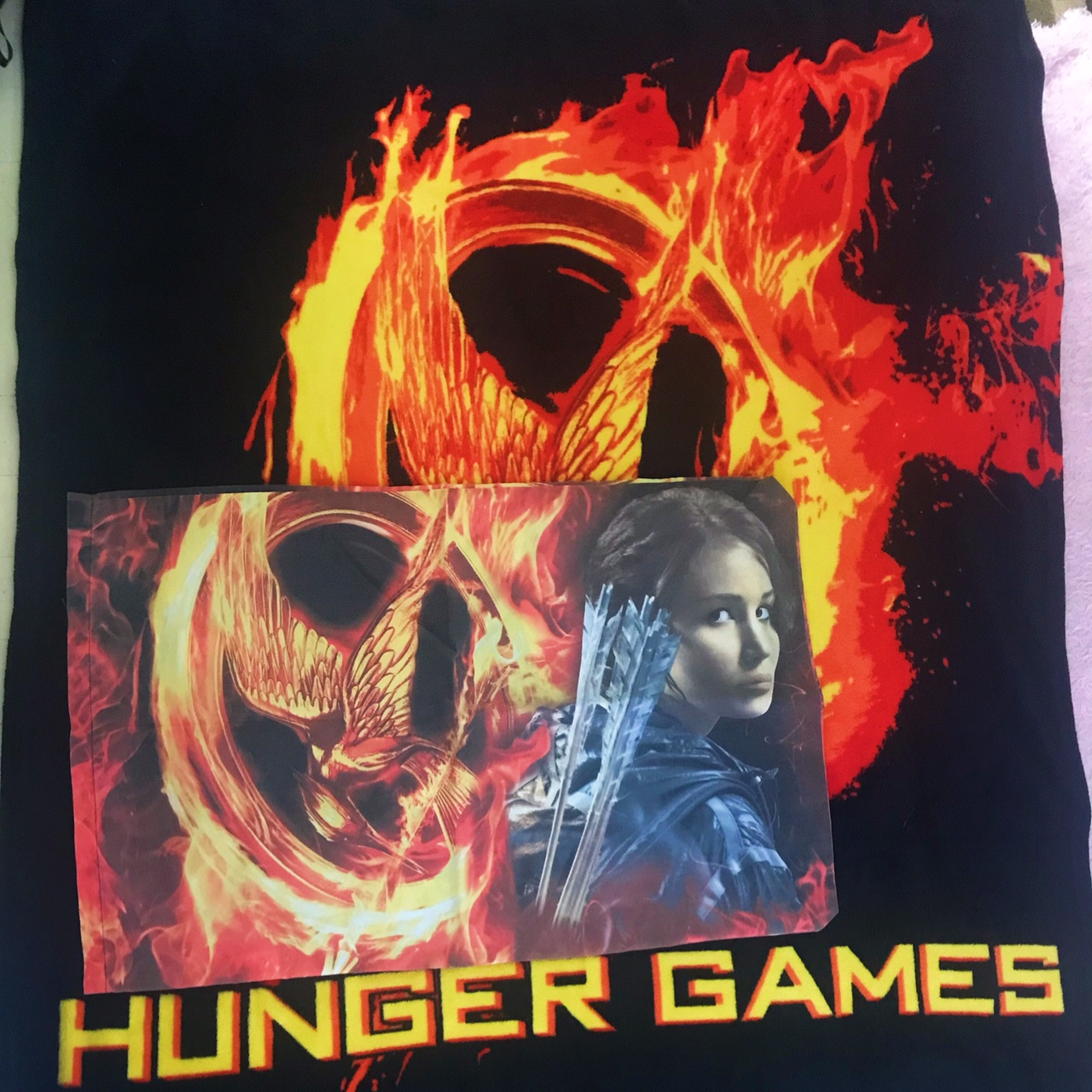 Product Image 1 - Hunger Games pillow case and