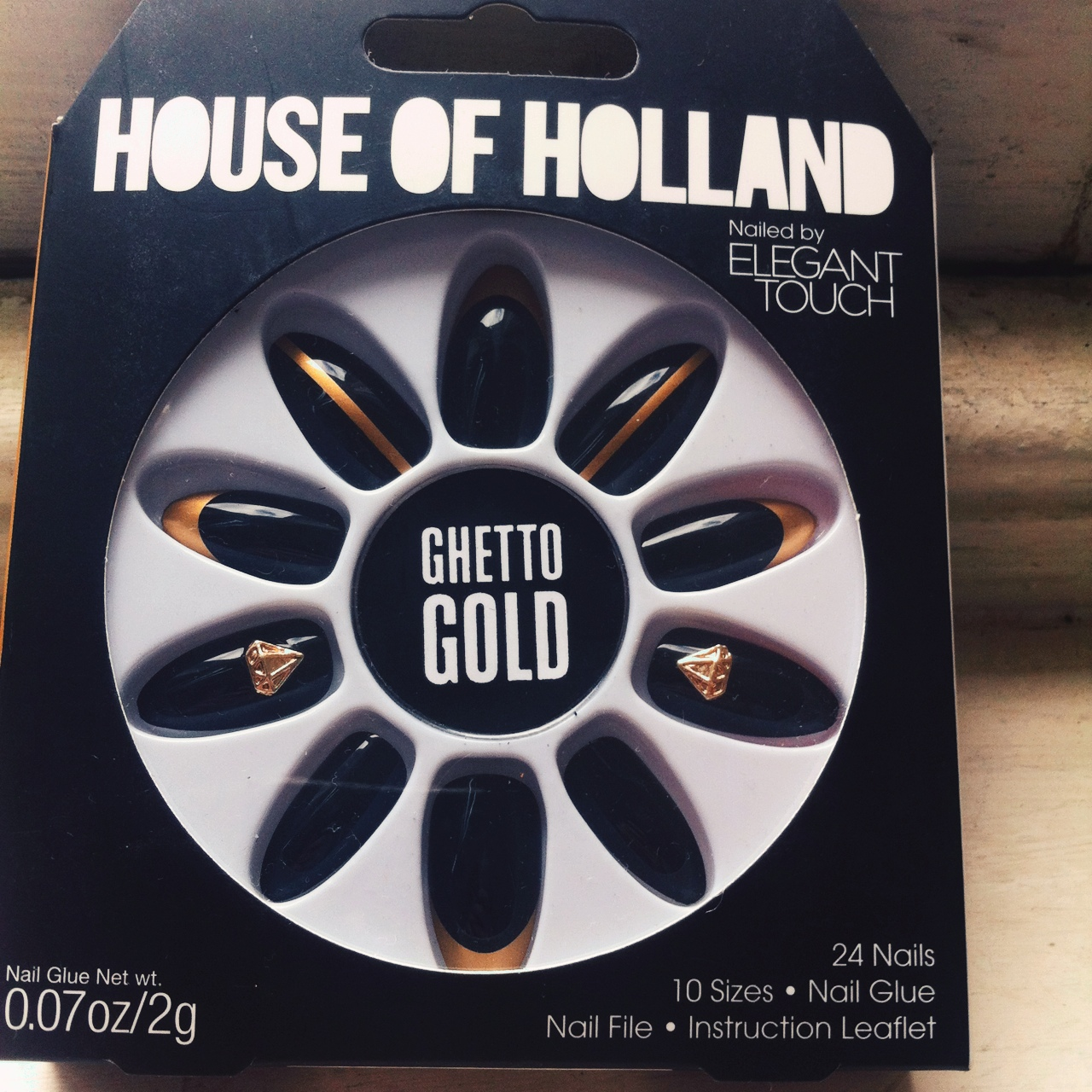 House of Holland Ghetto Gold