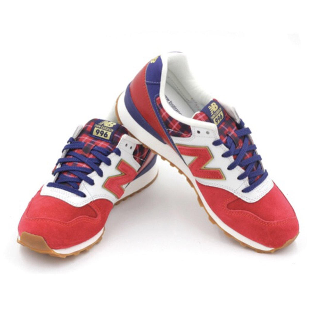 new balance 996 red white blue