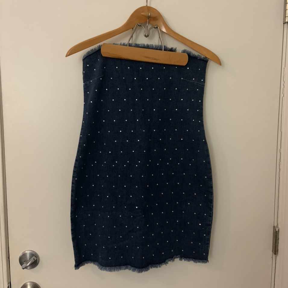 Product Image 1 - Jaded London bedazzled Jean dress