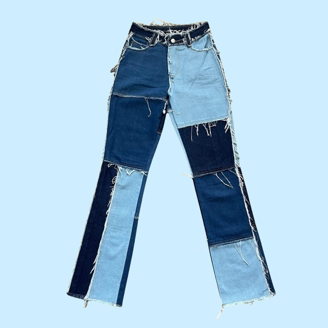 Product Image 1 - 🍭 Jaded London Patchwork Jeans