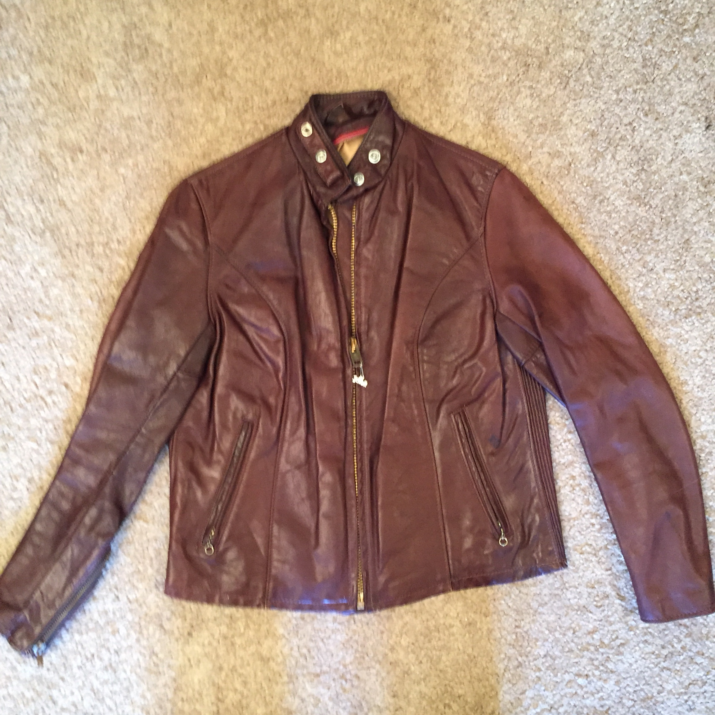 Product Image 1 - Gorgeous Brown Women's Cafe Racer