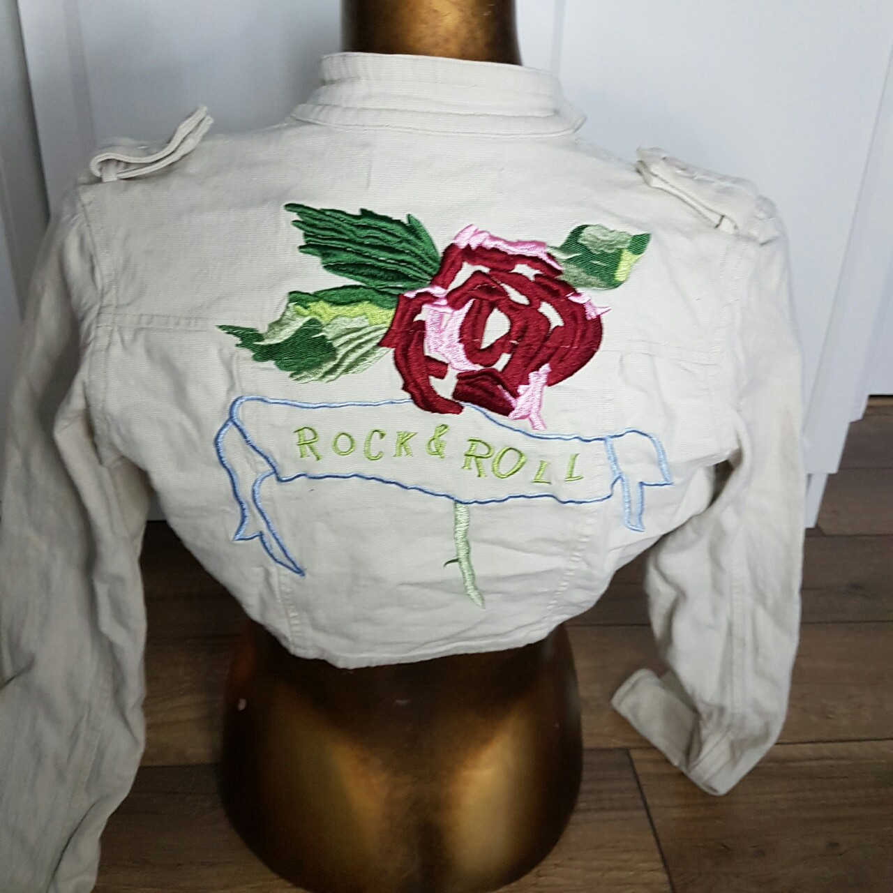 Product Image 1 - Amemrican jeans rock n roll