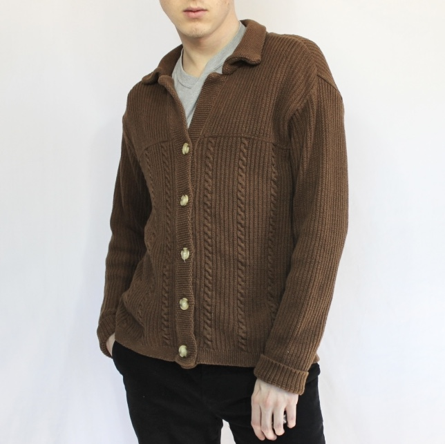 Product Image 1 - Vintage Collared Cardigan by Liz