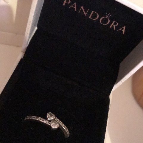 c2c10f877 @milanaburlaka. 20 days ago. Dundee, United Kingdom. PANDORA FOREVER HEARTS  RING