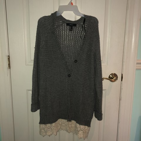 ee33b60332f FOREVER 21 CARDIGAN