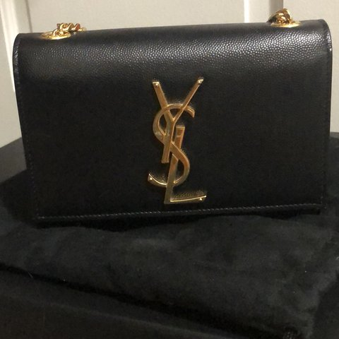 e0ab878fe71 @mlopez90. 22 days ago. New York, United States. Ysl Kate bag. Pre owned.  Open to offer but not to low. Originally 1750