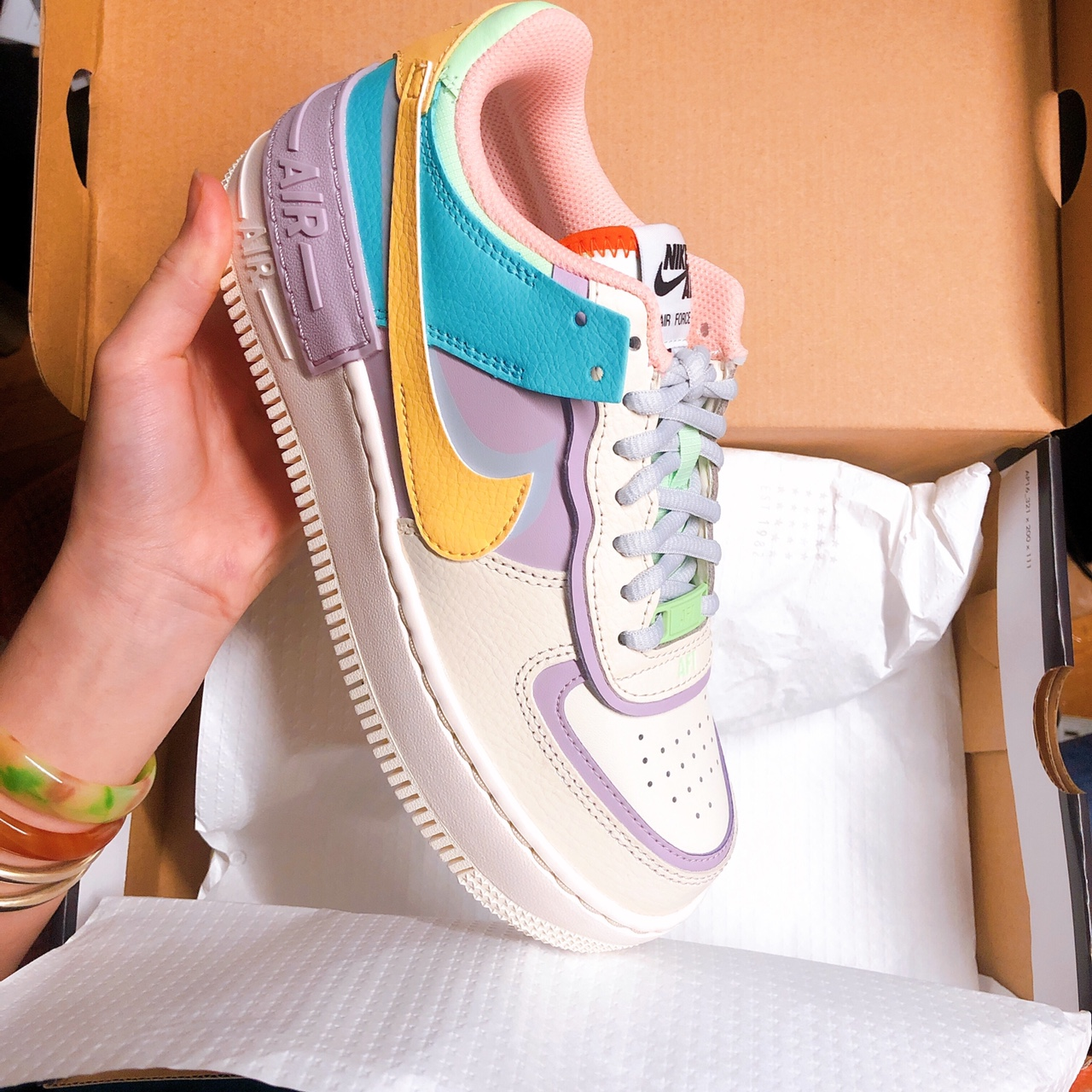 air force 1 nike shadow pale ivory