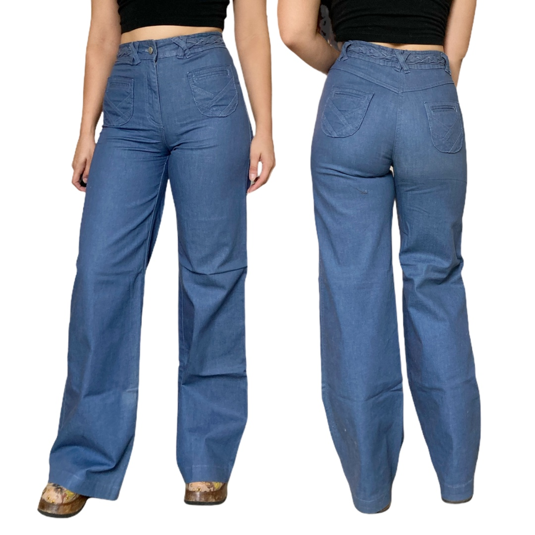 Product Image 1 - Vintage Bell Bottom Jeans  ⭐️ Shipping
