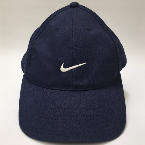 5ab06916 @gibbocreps. in 17 hours. Great Yarmouth, United Kingdom. Vintage 90's Nike  6 Panel SnapBack Cap ...