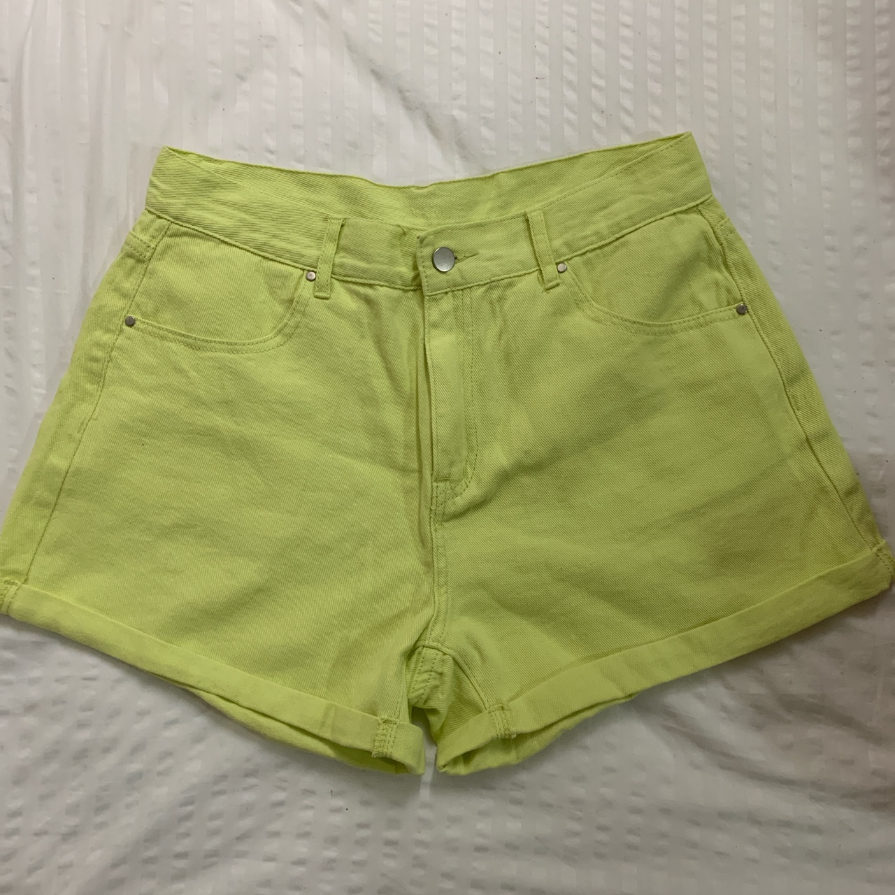 Product Image 1 - Vintage lime green high waisted