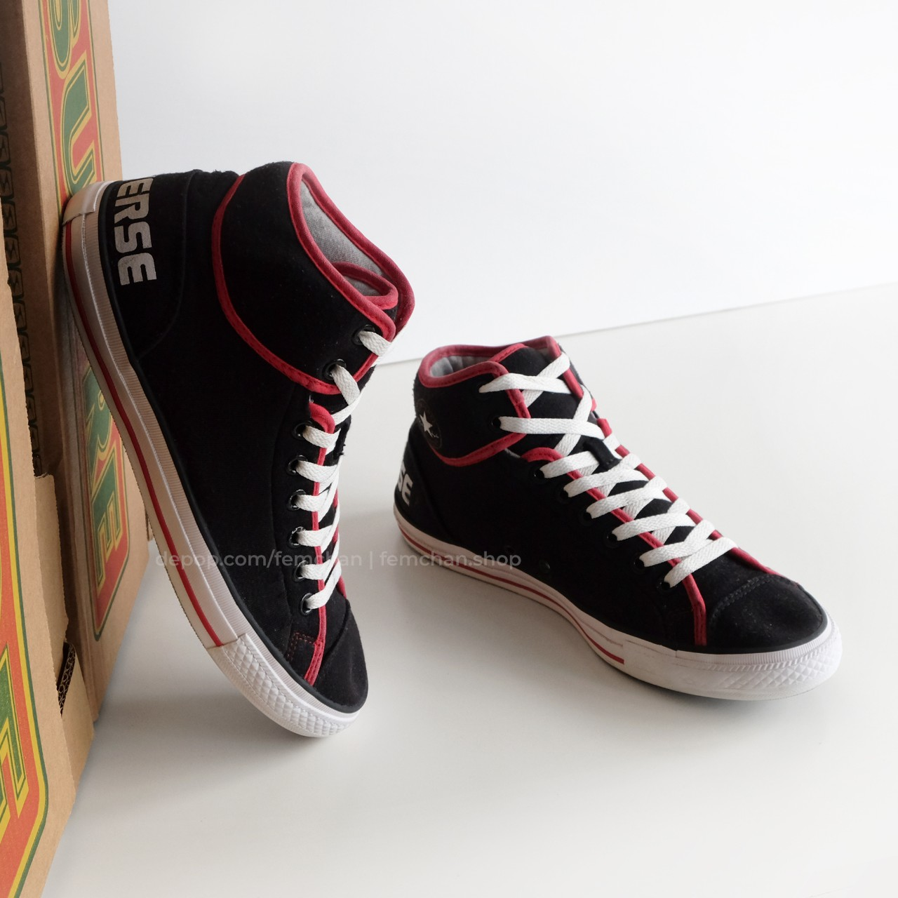 Product Image 1 - Vintage Converse All Stars w/