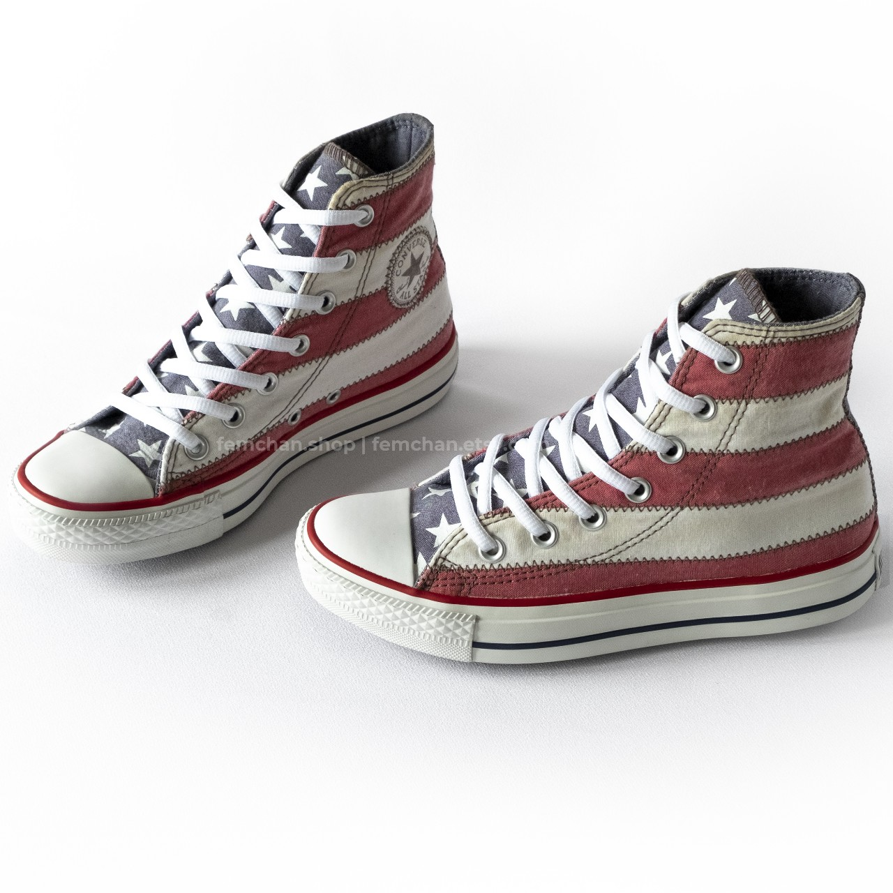 Product Image 1 - Converse All Stars, vintage /