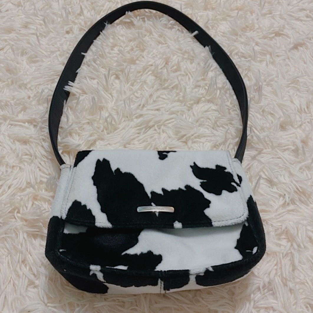 Product Image 1 - Y2k Cow Print Fluffy Mini
