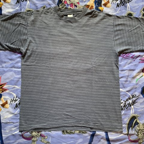 2630c10b4d @johnnybenson95. in 22 hours. Bellevue, United States. FREE SHIPPING!!! Vintage  90s Striped Tee. Fruit of the Loom.