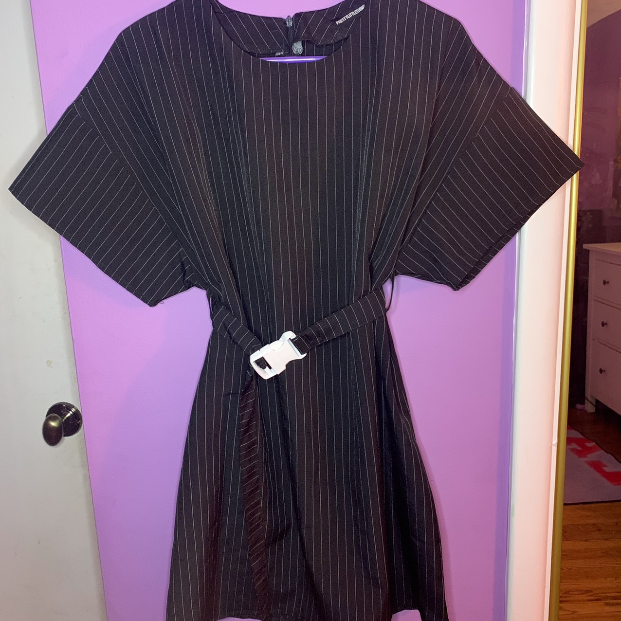 Product Image 1 - NWT PLT STRIPE DRESS WITH