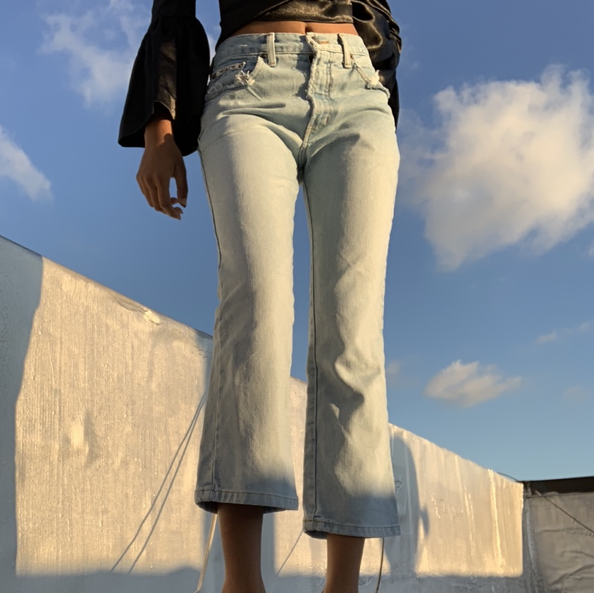 Product Image 1 - ・:*+.REPOP.:+   These L.E.I jeans are