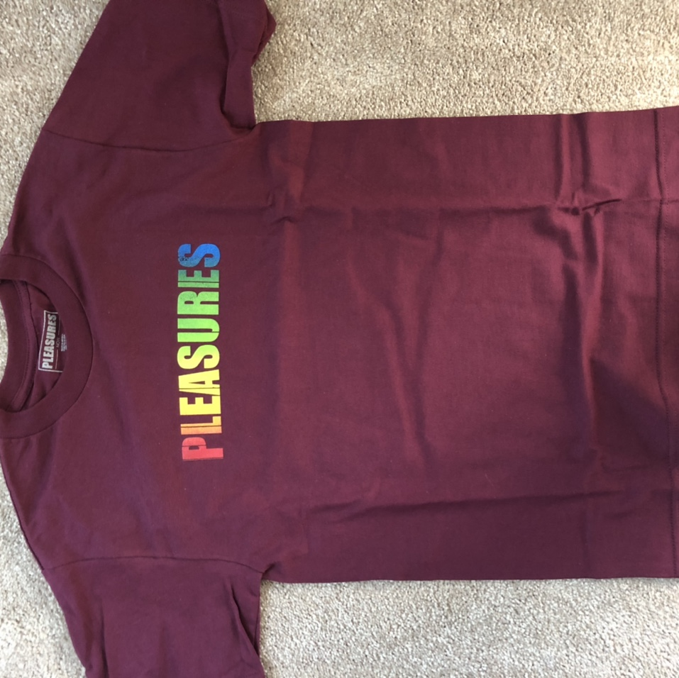 Product Image 1 - Pleasures tshirt  Brand new  Size: Small
