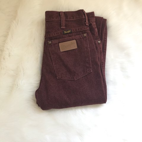 908b1dbf @souldreamingvintage. in 4 hours. Olympia, United States. Vintage high  waisted wrangler jeans ...