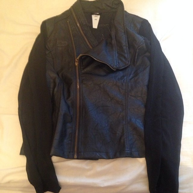 Drop Dead Jacket Drop Dead Black Leather Jacket