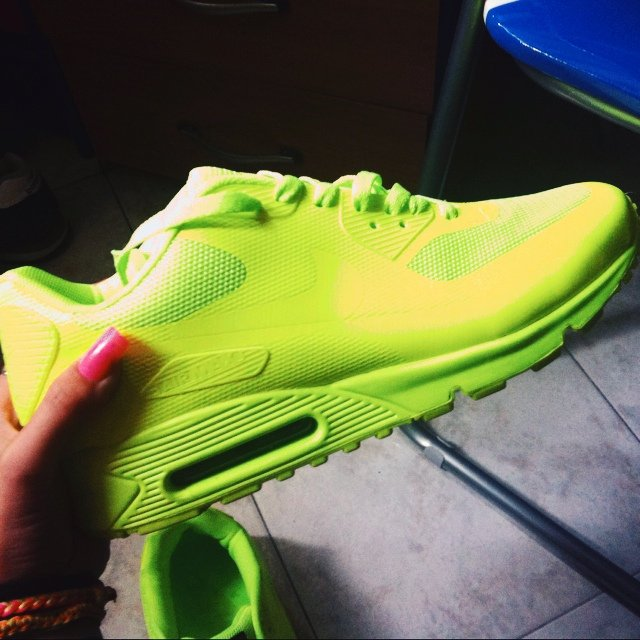 new style 25ca3 ee5b4 Air Max Gialle Fluo Prezzo
