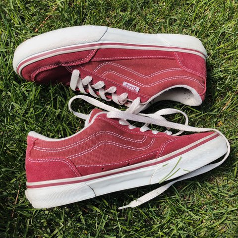 d05948988e86 @akaslim. 11 days ago. Incline Village, United States. Retro Maroon Low Top  Vans !!