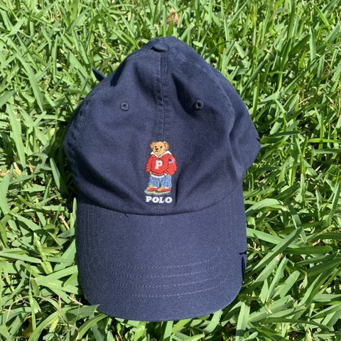 ecfcd9ce Polo bear Ralph Lauren Nothing bad happens in paradise. - Depop