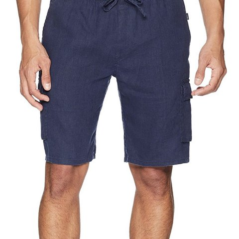 616ca8a642 @newporttag. in 1 hour. Newport Beach, United States. Onia Tom Men's Linen  Cargo Shorts.