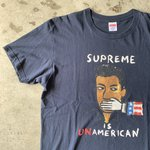 d97242ba Supreme kings of New York T-shirt Dead stock color navy Size - Depop