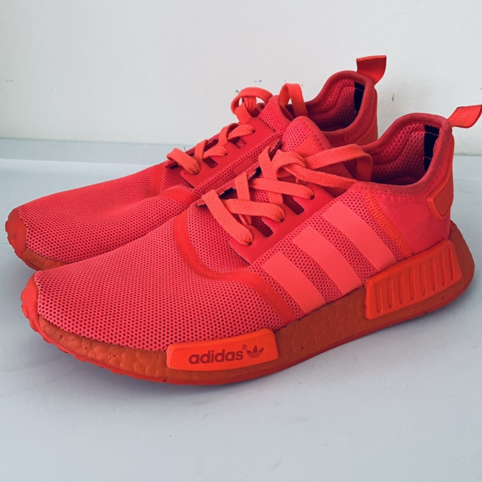 Product Image 1 - Adidas Triple Solar Red R1_NMD  ☄️Size: