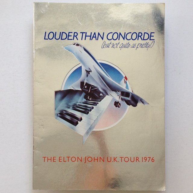 Louder Than Concorde Tour