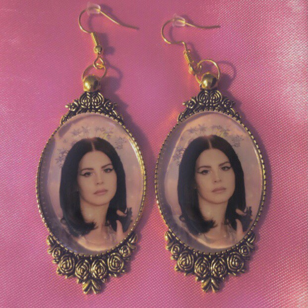 Product Image 1 - Lana Del Rey earrings   Antique