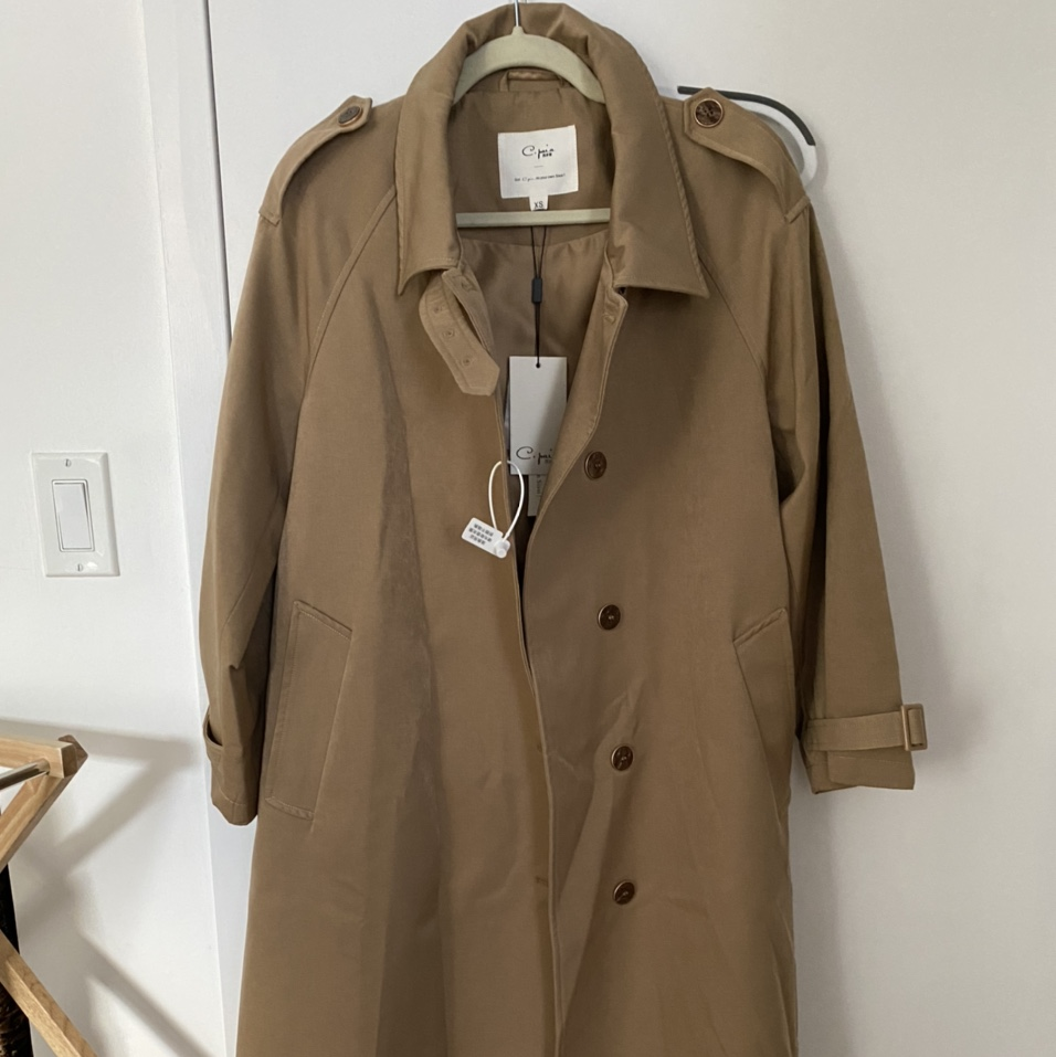 Product Image 1 - Free shipping NWT trench coat  Tags for