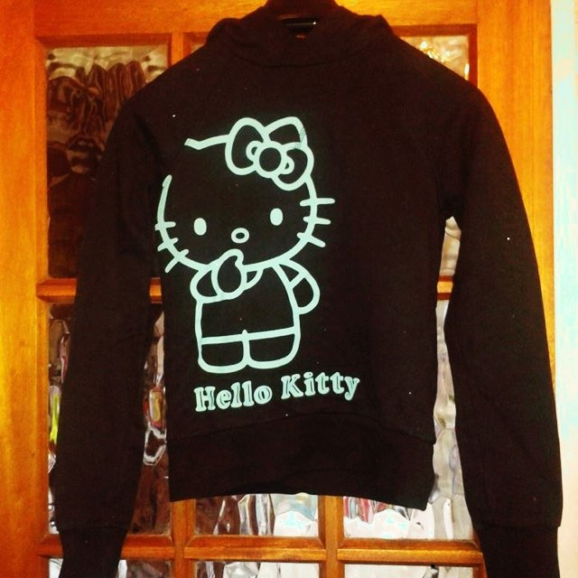 H&m Hello Kitty Hoodie Size 8