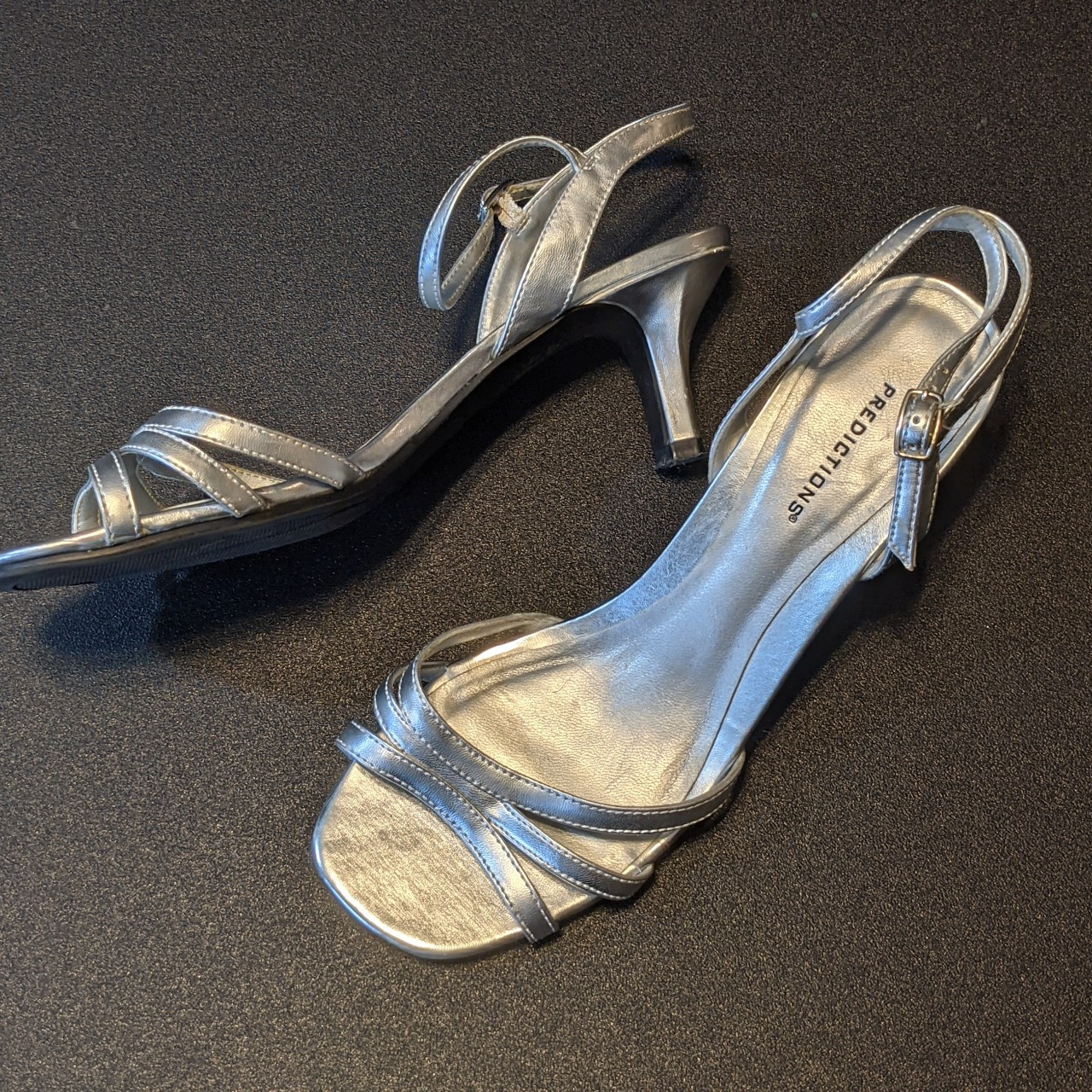 Product Image 1 - Vintage Y2K square toe strappy