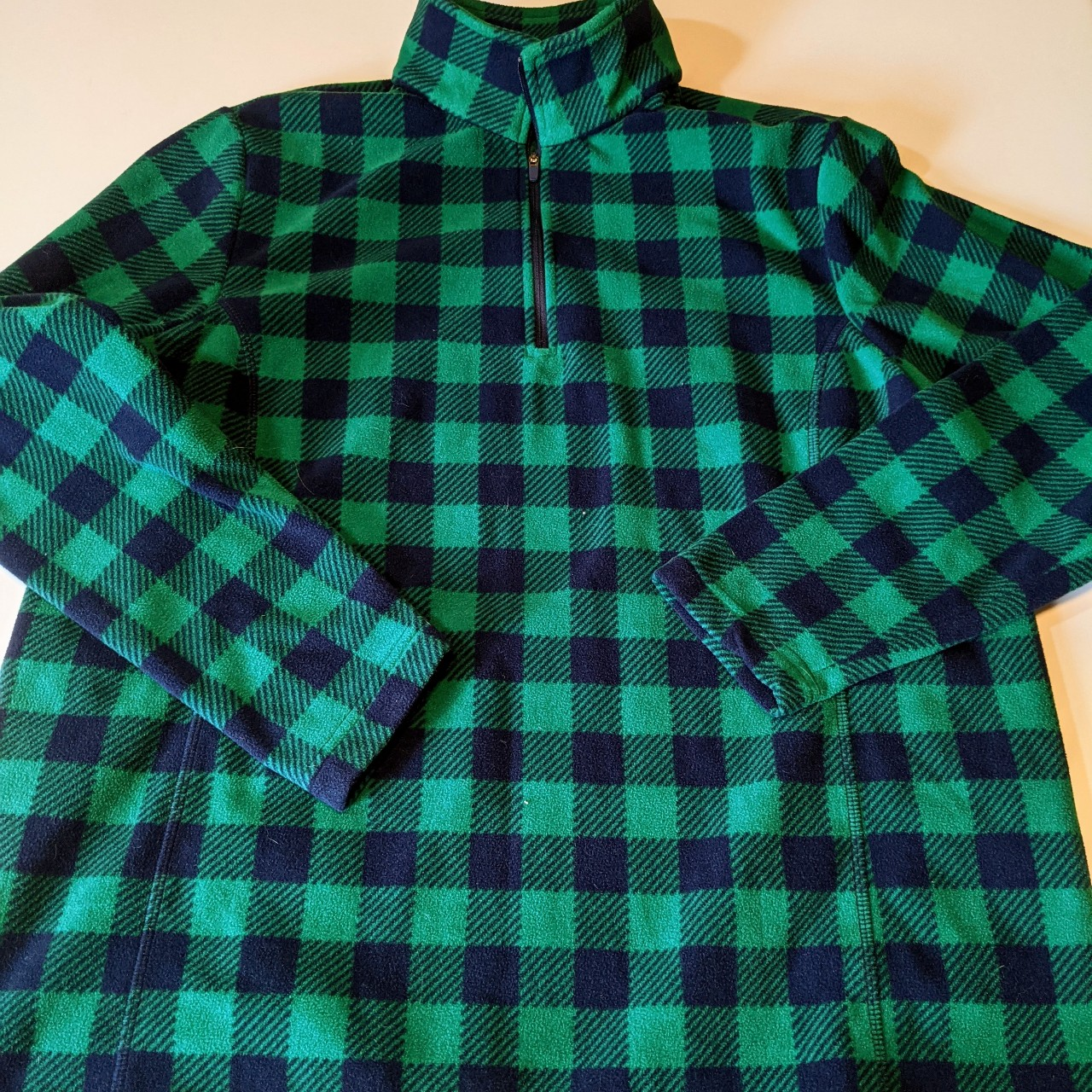 Product Image 1 - Vintage blue and green plaid