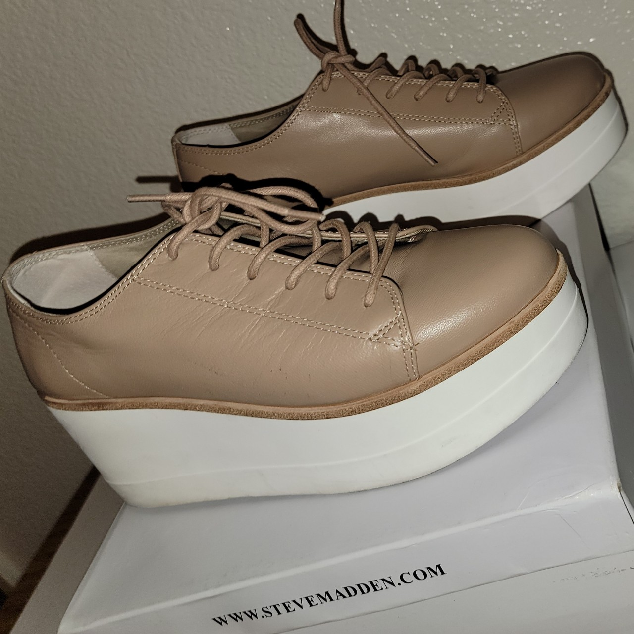 Product Image 1 - STEVE MADDEN OXFORD STYLE LACE
