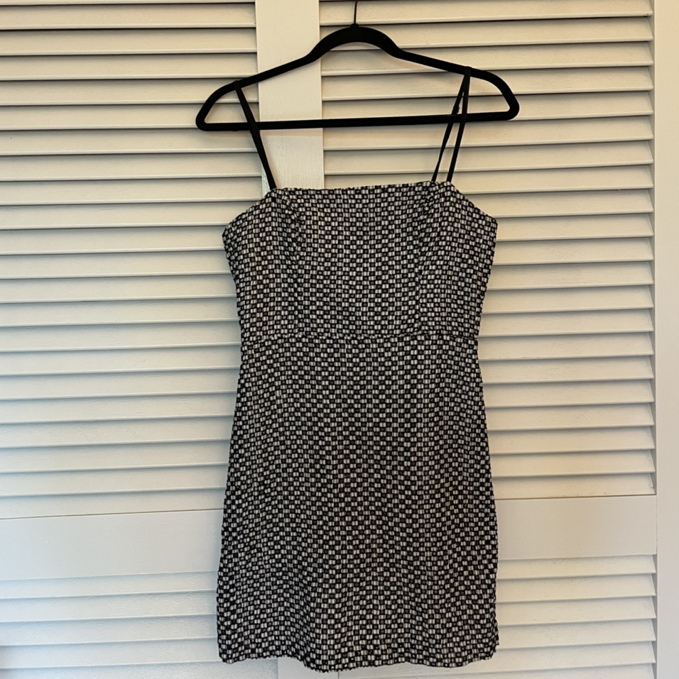 Product Image 1 - KOOKAÏ black and white gingham