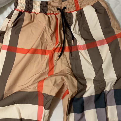 647b7b467d @trainerboy123. 11 days ago. United Kingdom. mens burberry check swimming  trunks ...