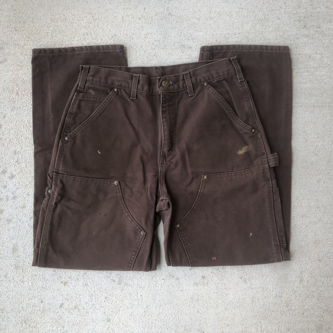 Product Image 1 - Super cute chocolate brown carhartt