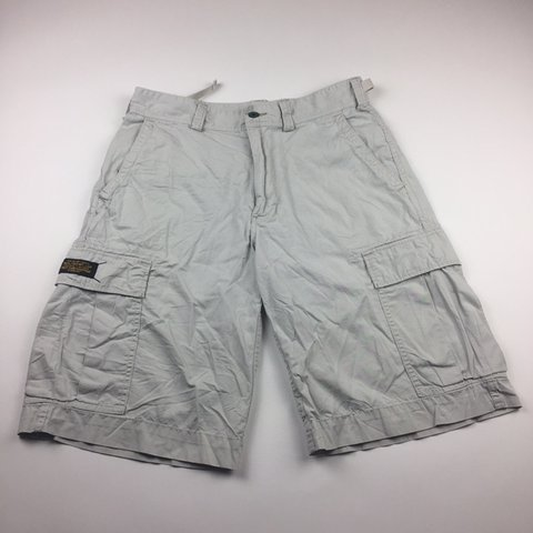 f913c9ccea @profittproducts. 21 days ago. Halifax, Canada. Polo Jeans Co Military  Surplus Cargo Shorts!
