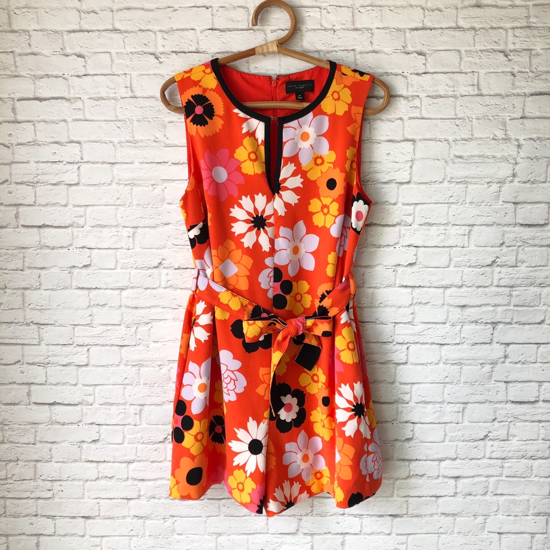 Product Image 1 - Retro floral romper by Victoria