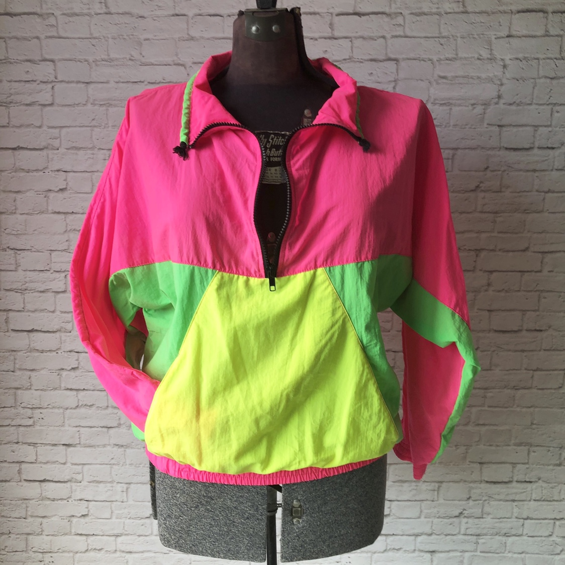 Product Image 1 - vintage Neon pink yellow and