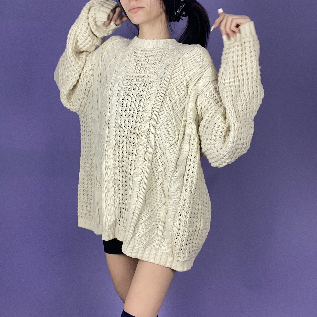 Product Image 1 - Knit Sweater 🧶  this sweater is