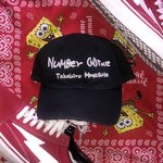 dee75d7540e93e Number nine script hat Size:OS NEED THIS