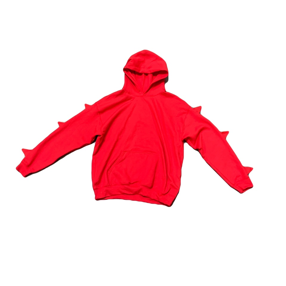 Product Image 1 - Red Dino hoodie made by